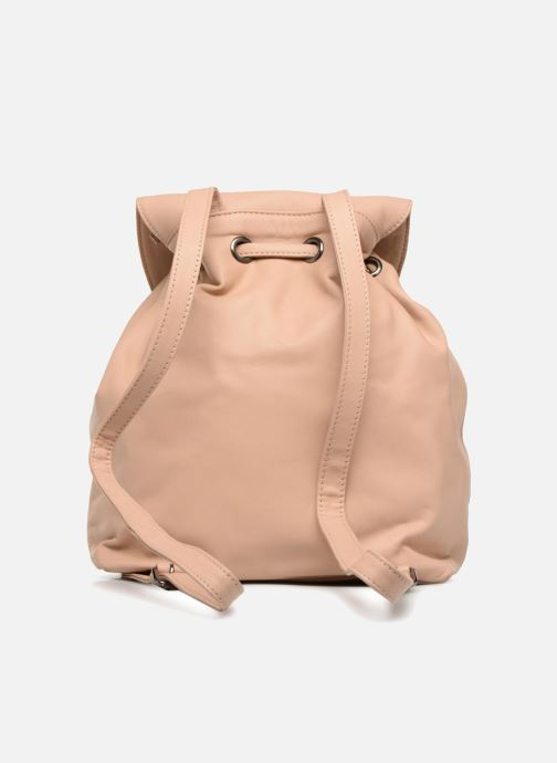 Mochilas Close KATE Beige vista de frente