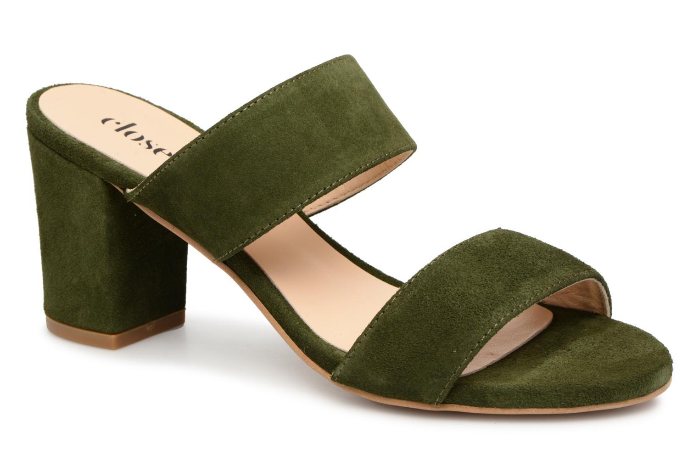 Close Kaki Zapatos Kaki Wf451qt4 Mujer Zapatos Mujer Close qw47It
