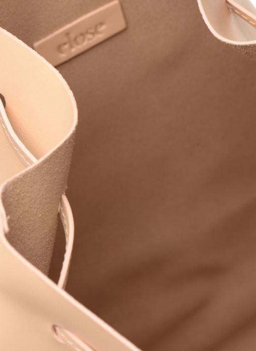 Borse Close SAC SEAU Beige immagine posteriore