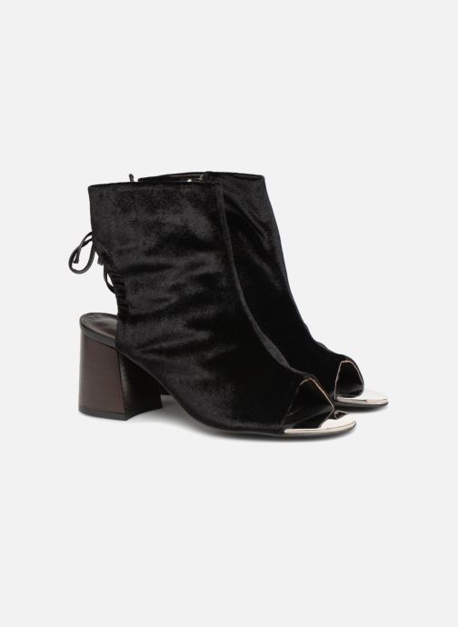 Bottines et boots By Malene Birger ILONAS Noir vue 3/4