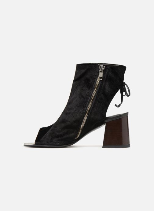 Bottines et boots By Malene Birger ILONAS Noir vue face
