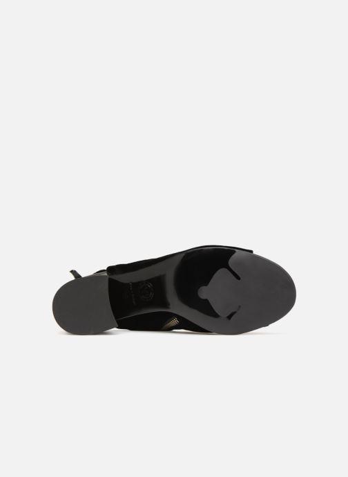 Stiefeletten & Boots By Malene Birger ILONAS schwarz ansicht von oben