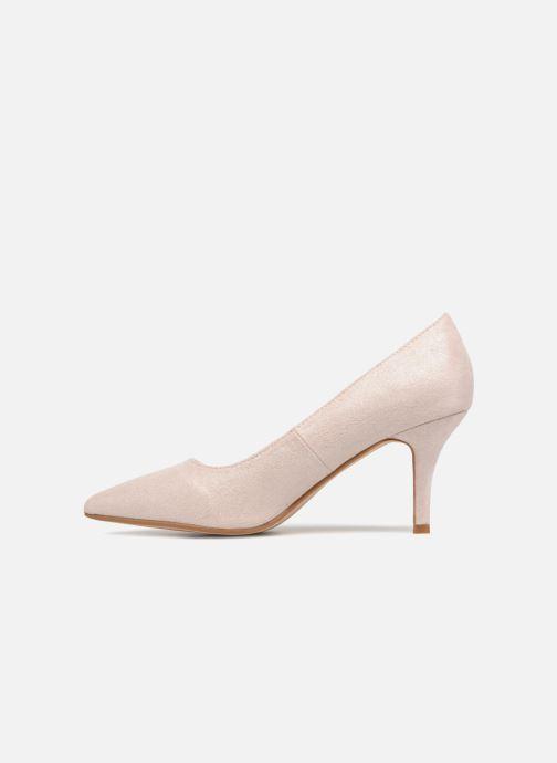 High heels Xti 30675 Beige front view