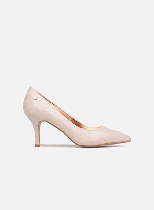 High heels Xti 30675 Beige back view