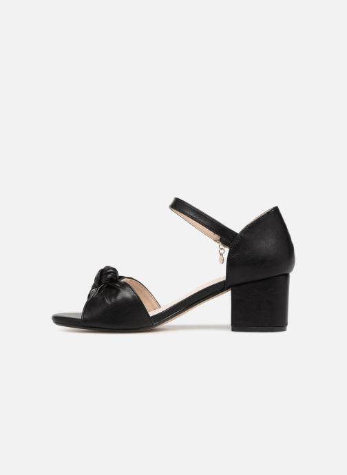 Sandales et nu-pieds Xti 30700 Noir vue face