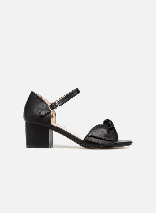 Sandales et nu-pieds Xti 30700 Noir vue derrière