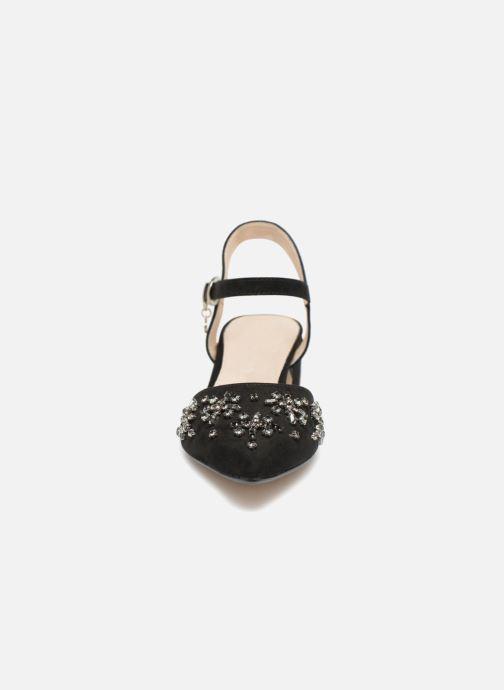 Sandales et nu-pieds Xti 30709 Noir vue portées chaussures