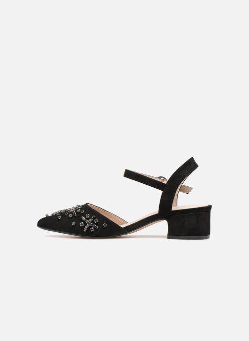 Sandales et nu-pieds Xti 30709 Noir vue face