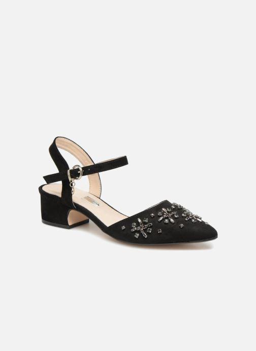 Sandales et nu-pieds Xti 30709 Noir vue détail/paire