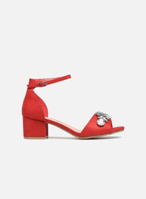 Sandaler Xti 30756 Rød se bagfra