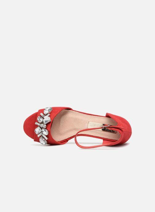 Sandaler Xti 30756 Rød se fra venstre
