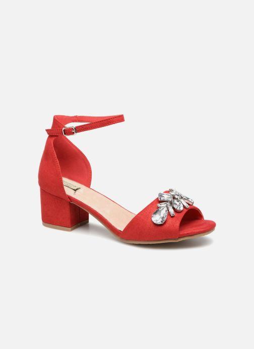Sandaler Xti 30756 Rød detaljeret billede af skoene