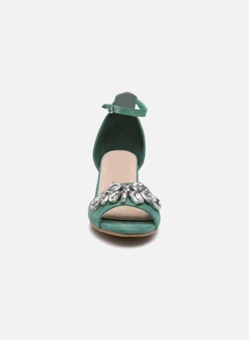 Sandalen Xti 30756 grün schuhe getragen
