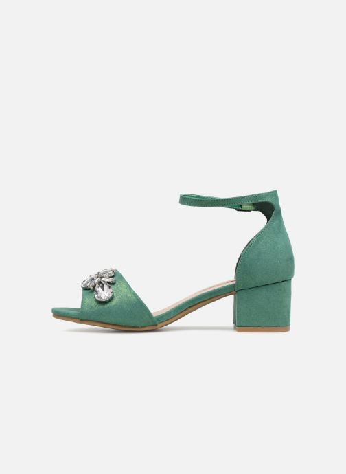 Sandales et nu-pieds Xti 30756 Vert vue face