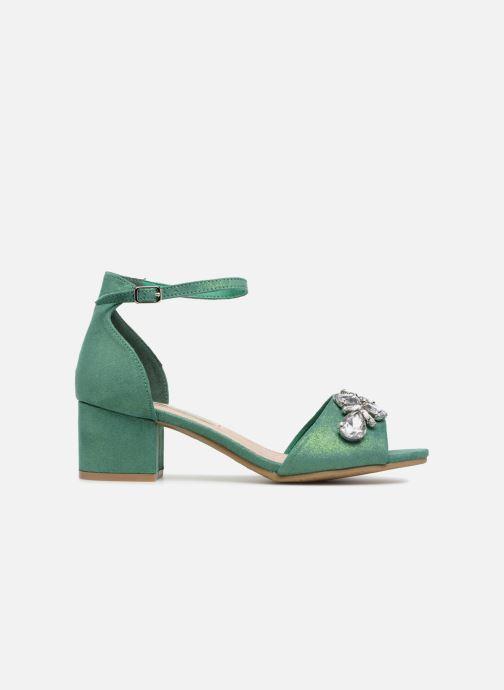 Sandalen Xti 30756 grün ansicht von hinten
