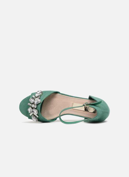 Sandales et nu-pieds Xti 30756 Vert vue gauche