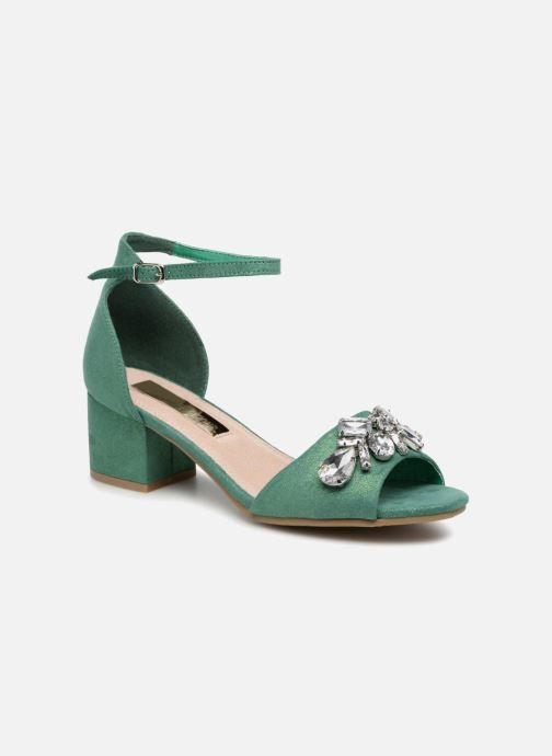 Sandales et nu-pieds Xti 30756 Vert vue détail/paire
