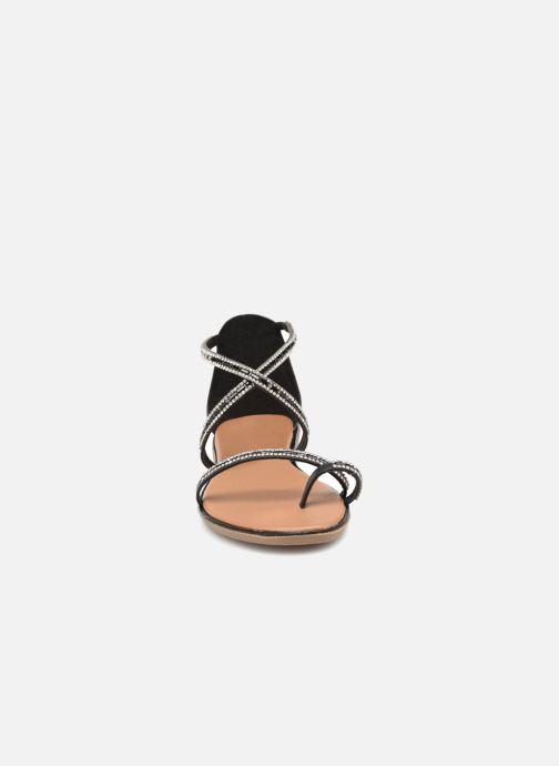 Sandales et nu-pieds Xti 46630 Noir vue portées chaussures