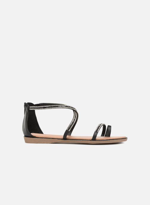 Sandales et nu-pieds Xti 46630 Noir vue derrière
