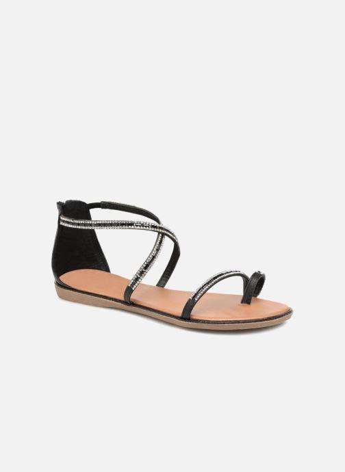 Sandales et nu-pieds Xti 46630 Noir vue détail/paire