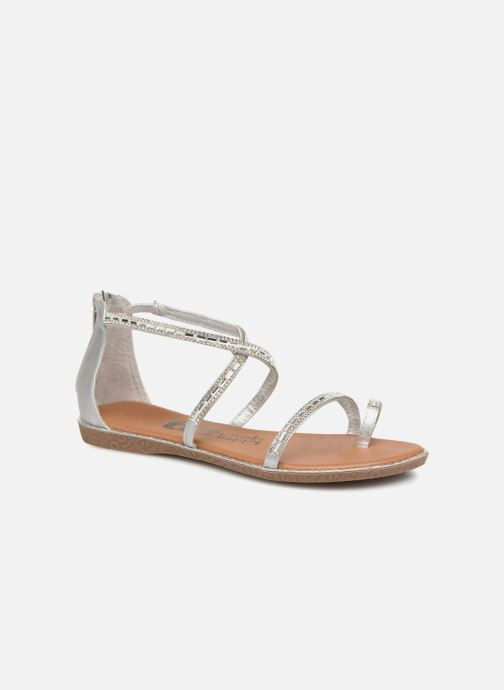 Sandales et nu-pieds Xti 46630 Argent vue détail/paire