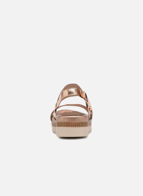 Sandales et nu-pieds Xti 47661 Rose vue droite