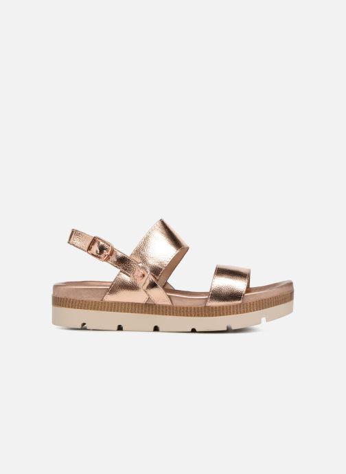 Sandales et nu-pieds Xti 47661 Rose vue derrière