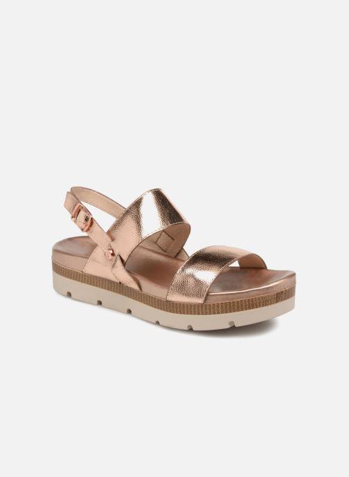 Sandales et nu-pieds Xti 47661 Rose vue détail/paire