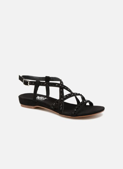 Sandales et nu-pieds Xti 47741 Noir vue détail/paire