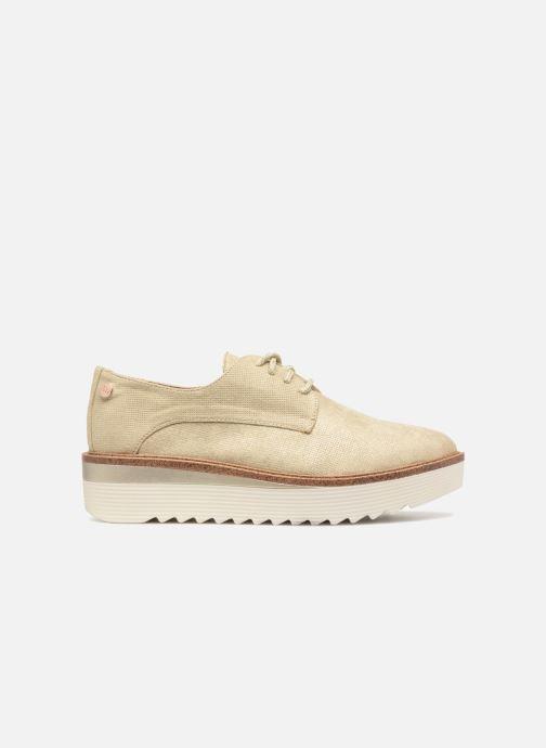 Chaussures à lacets Xti 47771 Beige vue derrière