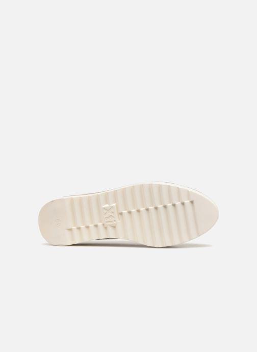 Chaussures à lacets Xti 47771 Beige vue haut