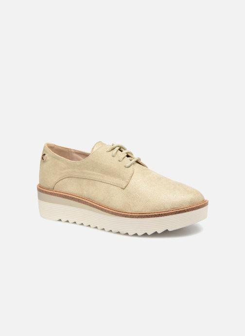 Chaussures à lacets Xti 47771 Beige vue détail/paire