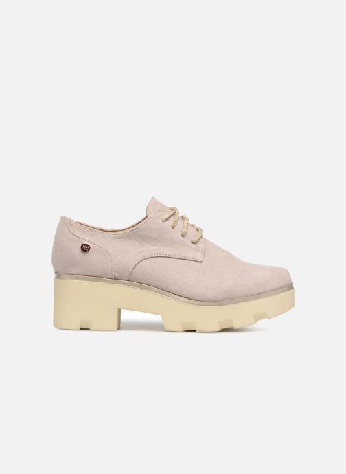 Chaussures à lacets Xti 47794 Beige vue derrière