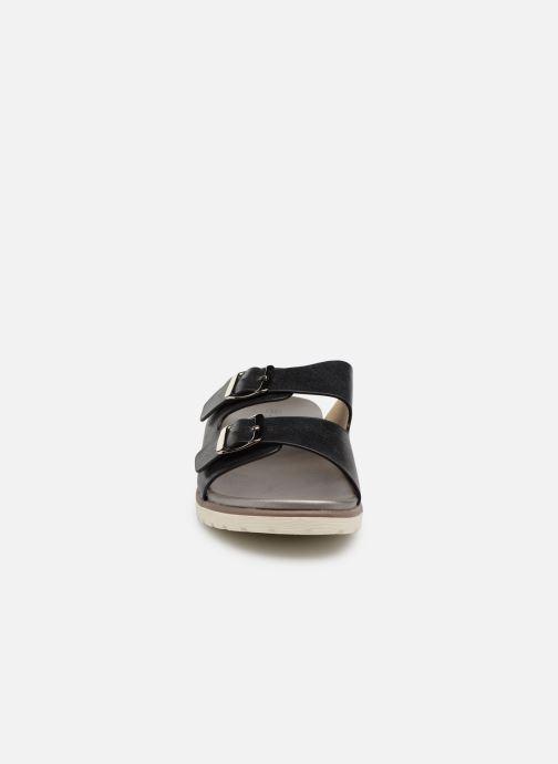 Mules et sabots Xti 47943 Noir vue portées chaussures