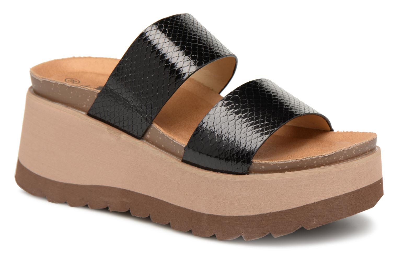 Nuevo zapatos Xti 48060 (Negro) cómodo - Zuecos en Más cómodo (Negro) 9c79f0