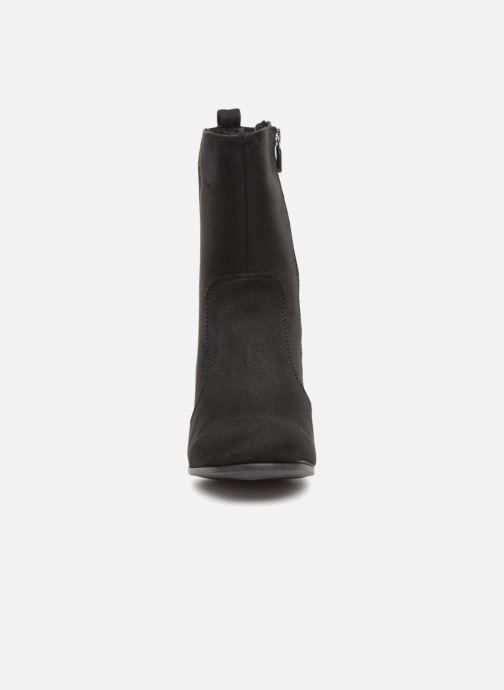 Bottines et boots Tom Tailor Emma Noir vue portées chaussures