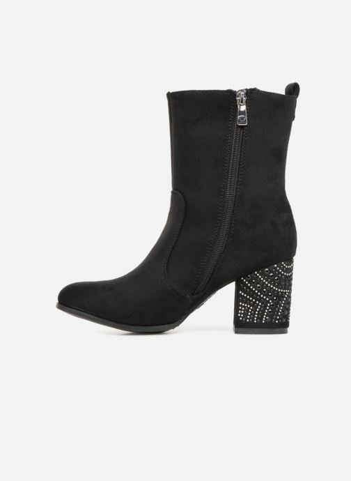 Ankle boots Tom Tailor Emma Black front view