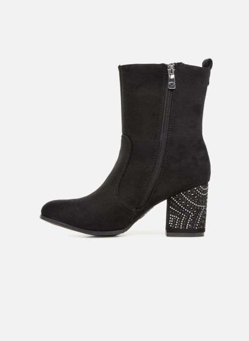 Bottines et boots Tom Tailor Emma Noir vue face