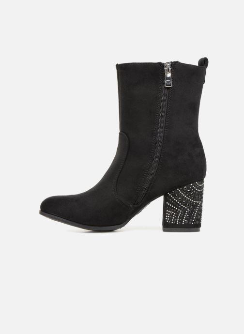 Bottines et boots Tom Tailor Emma Noir vue face