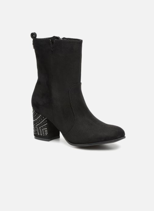 Ankle boots Tom Tailor Emma Black detailed view/ Pair view