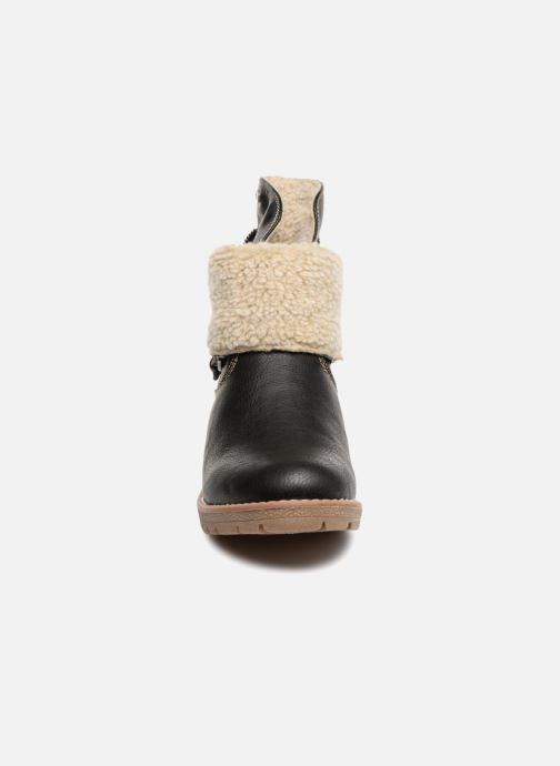 Ankle boots Tom Tailor Julieta Black model view