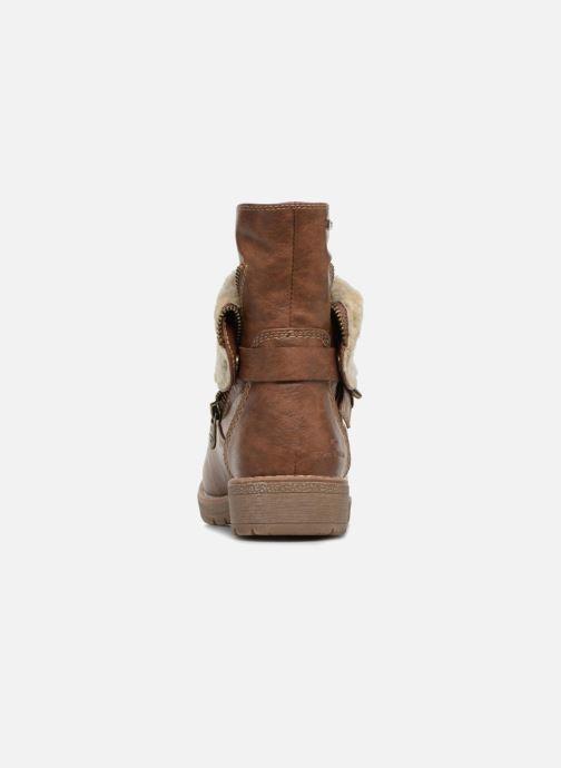 Boots en enkellaarsjes Tom Tailor Julieta Bruin rechts