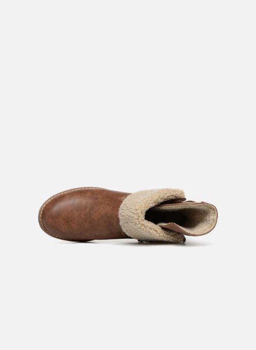 Boots en enkellaarsjes Tom Tailor Julieta Bruin links