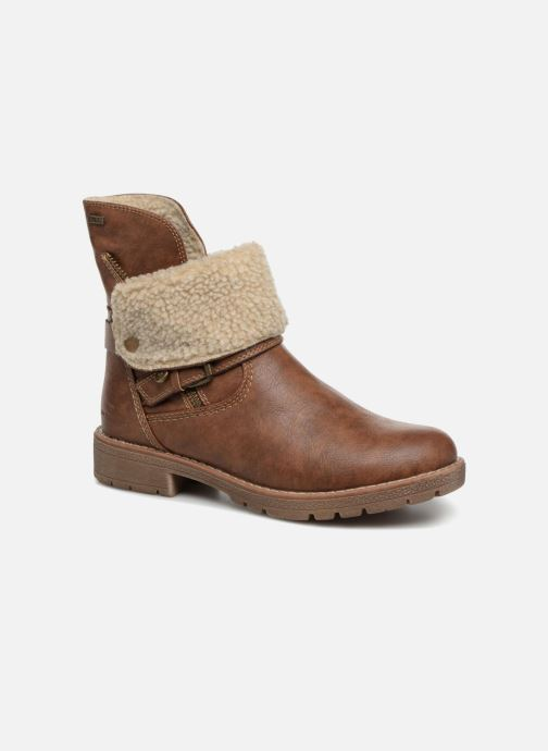 Boots en enkellaarsjes Tom Tailor Julieta Bruin detail