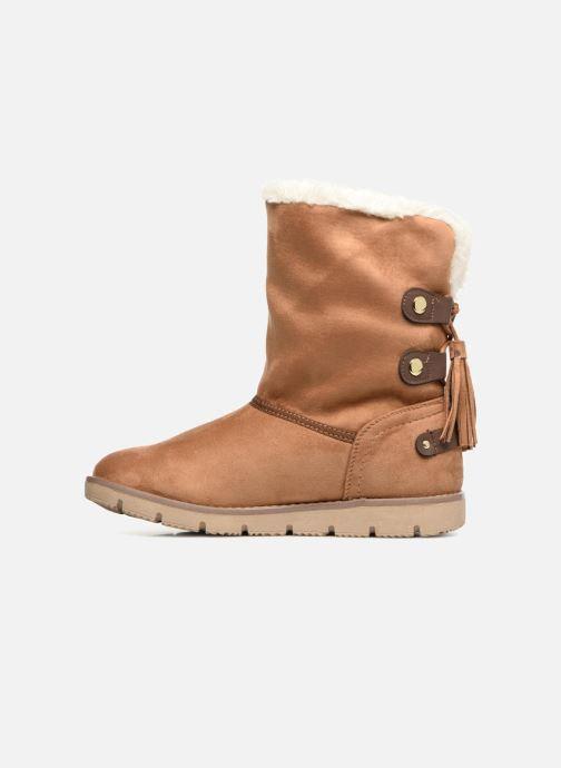 Bottines et boots Tom Tailor Sofia Marron vue face