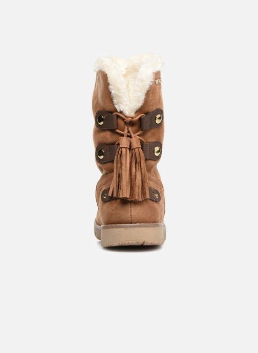 Bottines et boots Tom Tailor Sofia Marron vue droite