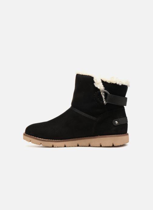 Boots en enkellaarsjes Tom Tailor Antonella Zwart voorkant