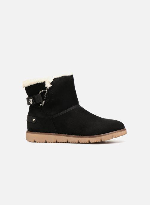 Boots en enkellaarsjes Tom Tailor Antonella Zwart achterkant
