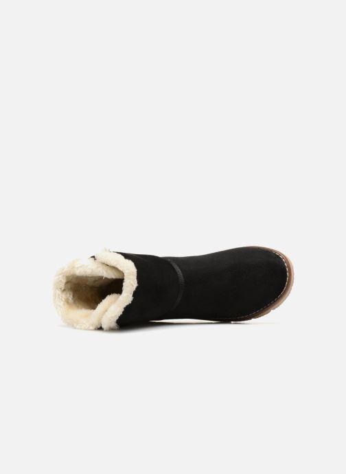 Bottines et boots Tom Tailor Antonella Noir vue gauche