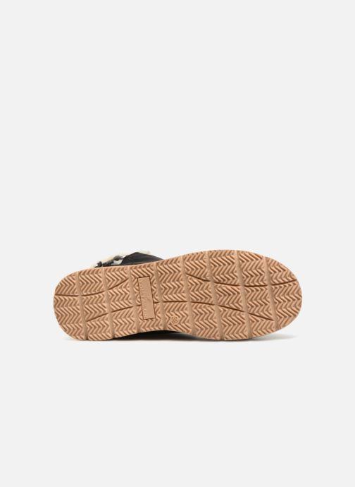 Boots en enkellaarsjes Tom Tailor Antonella Zwart boven